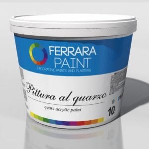 Pittura al quarzo 5L